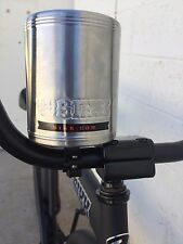 SIKK Cruiser Bicycle Stainless Insulated Can Holder STAINLESS  Beach Cruiser
