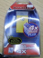 INTERACT MEGA Memory 4X Card for NINTENDO GAMECUBE