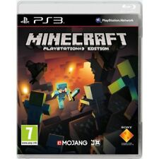 Ps3 Game Minecraft PlayStation 3 Edition