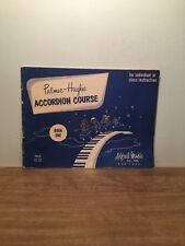 Palmer-Hughes Accordion Course Recital Book, Bk 1 by Palmer Hughes, PB, 1951