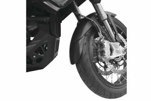 Puig Front Fender Extension For Aprilla Caponord 1200 ABS Rally 2013-2019 Black