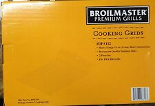 Broilmaster DPA-112 B101320 S. S. Rod Cooking Grids  All 4 Series Grills