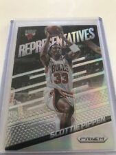 Refractor Scottie Pippen Basketball Trading Cards