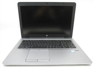 "HP EliteBook 850 G3 15.6"" Intel Core i5 6300U 2.40GHz 8GB RAM 256GB SSD"