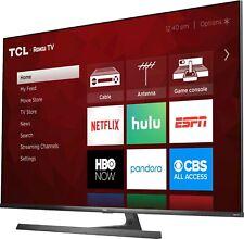 "TCL - 65"" Class - LED - 8 Series - 2160p - Smart - 4K UHD TV with HDR - Roku TV"