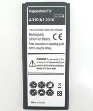 Akku für Samsung Galaxy A3 2016 A310F Ersetzt EB-BA310ABE Batterie Blitzversand
