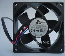 DELTA AFB0812VHD Large air volume measurement FAN DC12V 0.50A 80X80X20mm 3pin