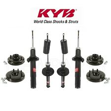 NEW Front & Rear Shocks & Struts w/ Mounts KYB fits Acura CL TL Honda Accord