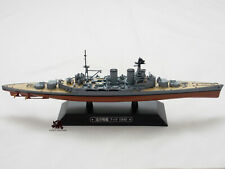 Miniature Maquette Eaglemoss Bateau de guerre Anglais HMS HOOD 1940 Royal Navy