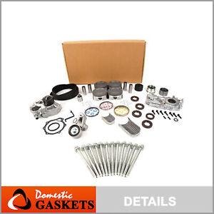 Overhaul Engine Rebuild Kit Fits 07-12 Subaru WRX STI Impreza Turbo EJ257 2.5