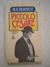 PICCOLO CESARE / W.R.BURNETT / BUR