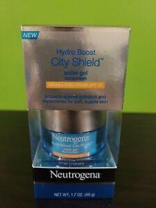 Neutrogena Hydro Boost City Shield Water Gel SPF 25 EXP:02/2022