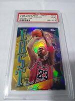 1998 Topps East/West *Refractor* (PSA 9) Michael Jordan/Kobe MINT! Pop 55
