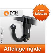 Attelage rigide fixe Dacia Sandero Stepway 2009/2012 + faisceau 7 broches