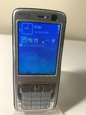 Nokia N73 - Silver & Dark Plum (Unlocked) Mobile Phone