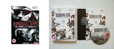 resident evil the umbrella chronicles & the darkside chronicles    wii  pal