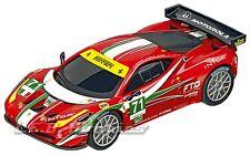 Carrera GO!!! Ferrari 458 Italia GT2 AF Corse, No.71, 1/43 analog slot car 61277