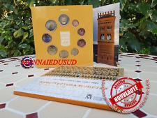 Coffret BU 1 Cent à 2 Euro + 2 Euro CC Espagne 2020 - Coffret Officiel