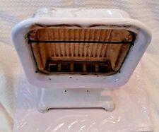 Vintage Portable Humphrey Radiant Fire Ceramic Radiant Gas or Propane Heater