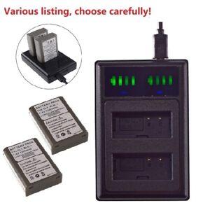 Battery or charger For Olympus BLN-1 OM-D E-M1 EM5 Mark II PEN E-P5 E-M5 Mark II