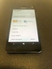 Microsoft Lumia 650 4G Mobile  smartphone EE NETWORK  Black- Clean!!
