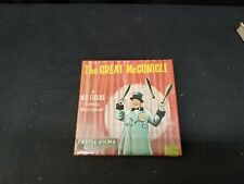 NEW Sealed, Castle Films # 857 THE GREAT McGONIGLE Super 8 B&W W.C Fields Comedy