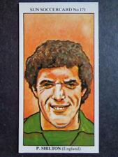 The Sun Soccercards 1978-79 - Peter Shilton - England #171