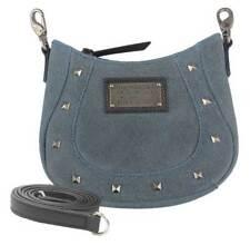 Harley-Davidson Women's Stonewashed Leather Saddle Hip Bag w/ Strap SD2550L-DEN