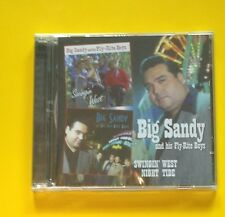 Big Sandy And His Fly-Rite Boys Swingin' West/Night Tide 2-CD NEW SEALED 2012