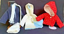 Vintage Handmade Ooak Outerwear Lot For Sasha And Other 16' Dolls-Beautiful !
