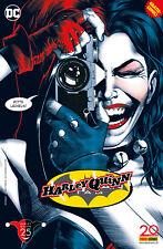 Batman + Harley Quinn-tag 2017 SPECIAL tedesco GRATIS-HeFT + MASK 1,2,3+4 Variant