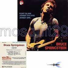 """BRUCE SPRINGSTEEN """"THE LIVE EXPERIENCE"""" RARE CDsingle 1990 MADE IN ITALY"""