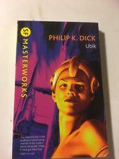 PHILIP K DICK @ UBIK 2000 Gollancz Trade PB VG+ Great Cover!