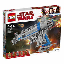 Lego Star Wars Resistance Bomber 75188 Use Coupon