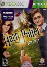 XBOX 360 Harry Potter for Kinect Brand New Factory Sealed New & Sealed
