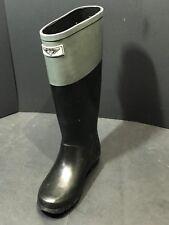 FY Black Rubber Rain Boots Women's Size  US 6 M