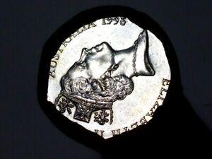 Australia 1996 20 Cent Security Coin Roll Platypus  ** UNC **  VHTF. #2
