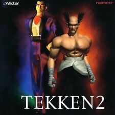 Official Japanese Audio CD Namco Game Sound Express 26 Tekken 2