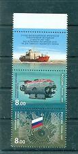 Russie - Russia 2007 - Y. & T. n. 7025/26 - Exploration des eaux arctiques