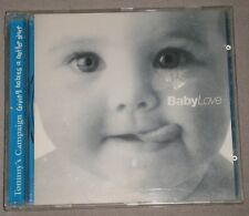 VARIOUS ARTISTS BABY LOVE TOMMY'S CAMPAIGN GIVING BABIES A BETTER START CD ALBUM