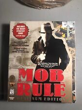Simon & Schuster Computer Game Mob Rule (Platinum Edition) (T4)