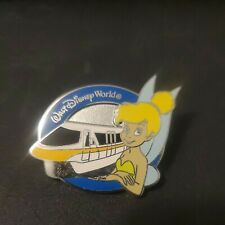 Disney Monorail Magic Mystery Pin Collection Tinker Bell Le 500 Rare Chaser Pin
