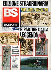 RIVISTA=BS BICISPORT=SUPPL.AL N°11/1996=BARTALI=COPPI=GIMONDI=BUGNO=PANTANI