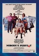 NOBODY'S PERFEKT NEW DVD