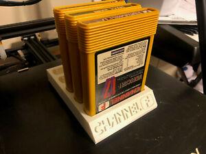 Fairchild Channel F System Game (5) Cartridge Holder