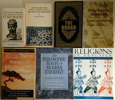 New ListingWorld Religion Reference Pb Book Lot of 7: Ideology Origin Practices Quran Islam