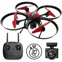 Force1 U49C Drone with Camera for Beginners – HD Beginner Drone Quadcopter