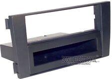 Scosche AU2380B Single/Double DIN Installation Dash Kit for 2000-03 Audi A6