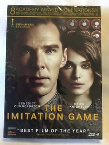 The Imitation Game DVD - NEW & SEALED