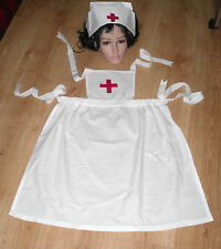 Cotton Blend Cartoon Characters Fancy Dresses for Girls
